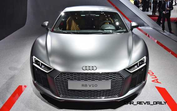 2016 Audi R8 V10 10