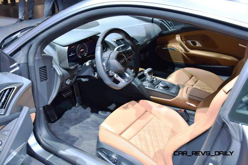 2016 Audi R8 V10 14