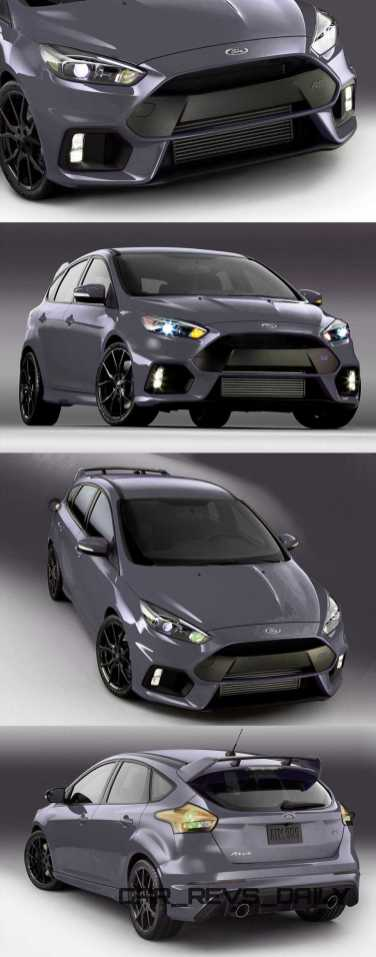 2016 Ford Focus RS Digital Colorizer 11