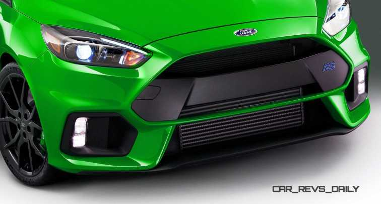 2016 Ford Focus RS - Digital Colorizer 16