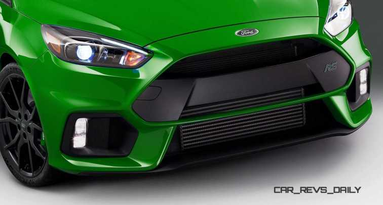 2016 Ford Focus RS - Digital Colorizer 17