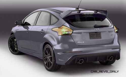 2016 Ford Focus RS - Digital Colorizer 39