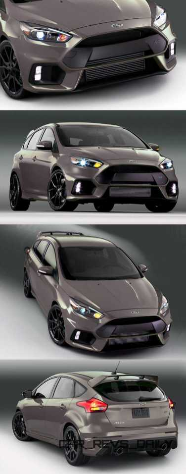 2016 Ford Focus RS Digital Colorizer 8