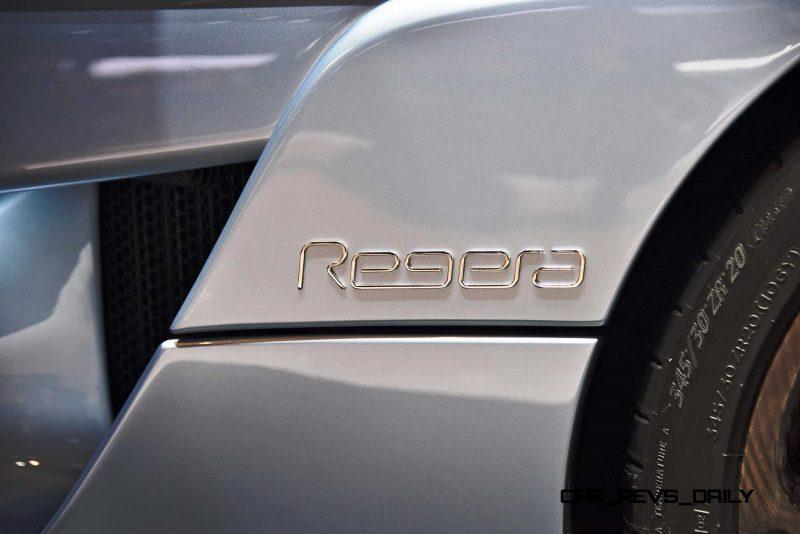 2016 Koenigsegg REGERA 19