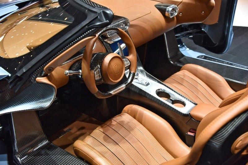 2016 Koenigsegg REGERA 20
