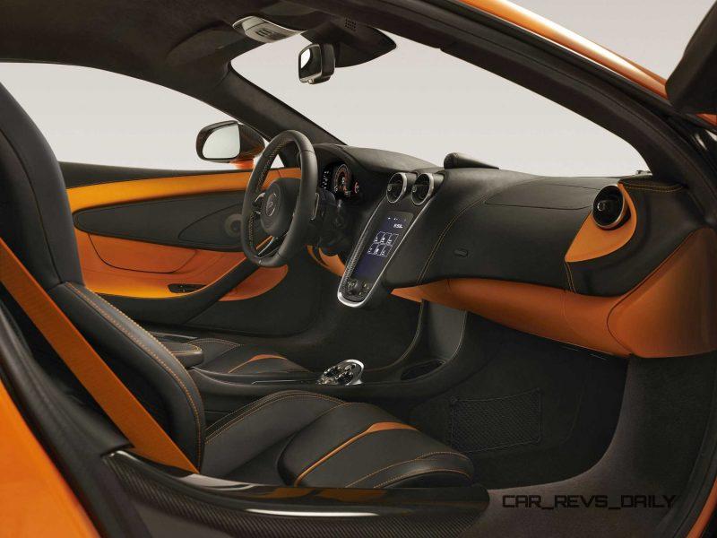 2016 McLaren 570S 4