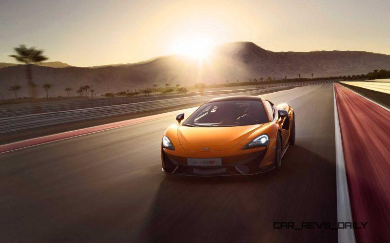 2016 McLaren 570S 55