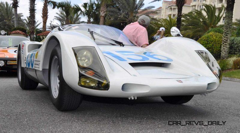 Amelia Island 2015 - 1966 Porsche 906 Carrera 6  11