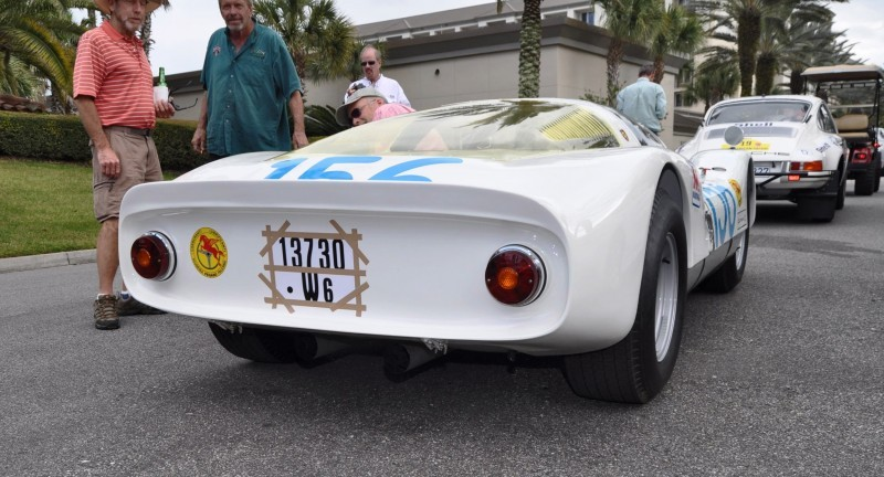 Amelia Island 2015 - 1966 Porsche 906 Carrera 6  2