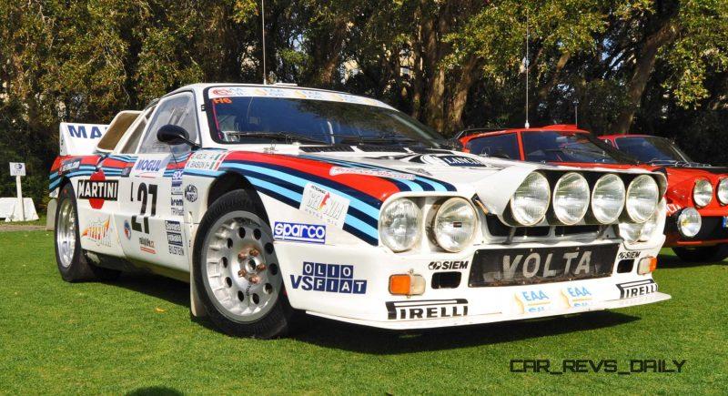 Amelia Island 2015 - 1983 Lancia 037 15