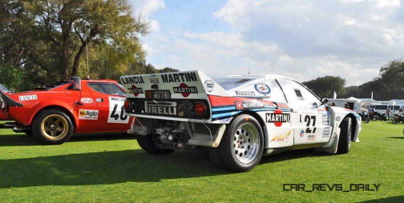 Amelia Island 2015 - 1983 Lancia 037 18