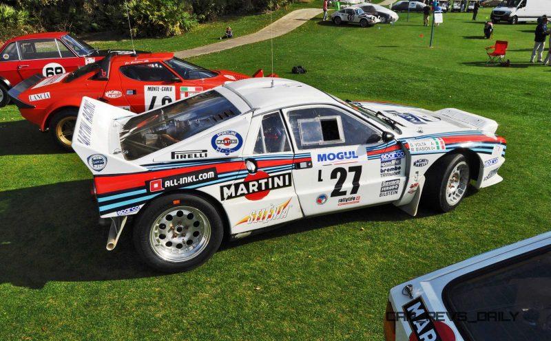 Amelia Island 2015 - 1983 Lancia 037 21