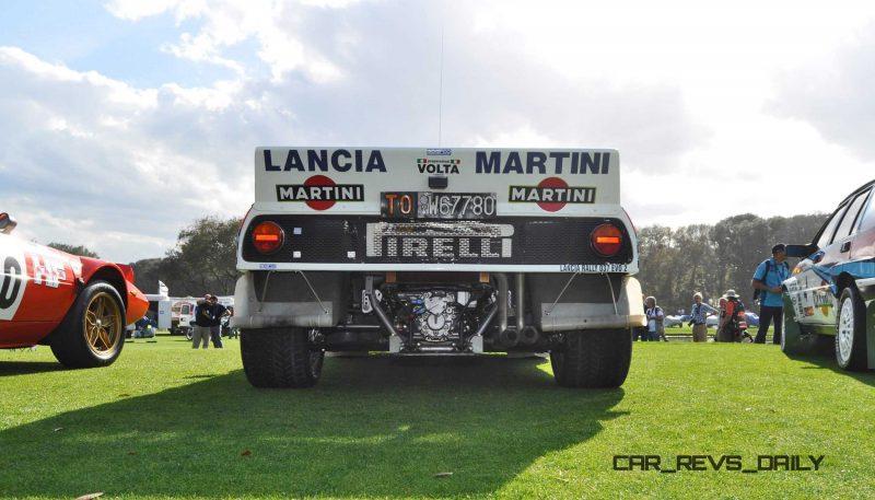 Amelia Island 2015 - 1983 Lancia 037 24