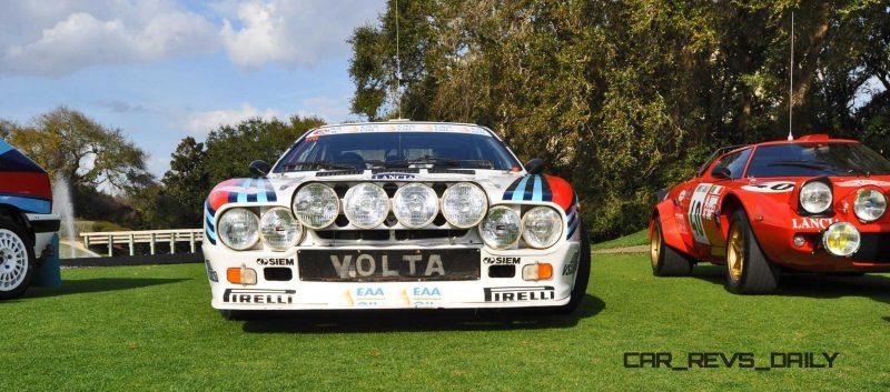 Amelia Island 2015 - 1983 Lancia 037 4