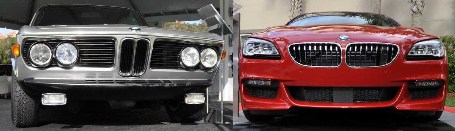 Amelia Island 2015 - BMW Brings 507, M1, CSL and tii To Join 2015 X5 M and 2015 650i M Sport 16
