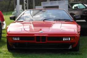 Amelia Island 2015 - BMW Brings 507, M1, CSL and tii To Join 2015 X5 M and 2015 650i M Sport 45