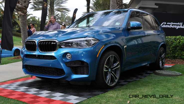 Amelia Island 2015 - BMW Brings 507, M1, CSL and tii To Join 2015 X5 M and 2015 650i M Sport 57
