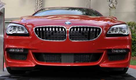Amelia Island 2015 - BMW Brings 507, M1, CSL and tii To Join 2015 X5 M and 2015 650i M Sport 69
