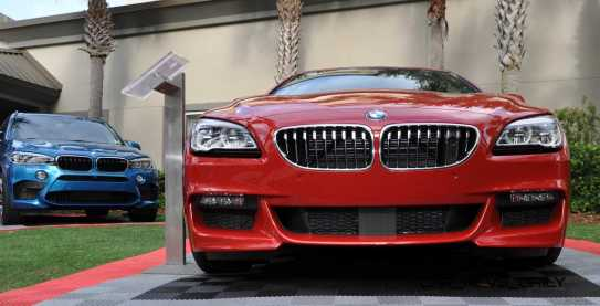 Amelia Island 2015 - BMW Brings 507, M1, CSL and tii To Join 2015 X5 M and 2015 650i M Sport 70