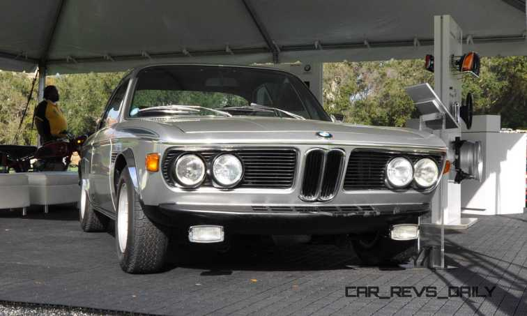 Amelia Island 2015 - BMW Brings 507, M1, CSL and tii To Join 2015 X5 M and 2015 650i M Sport 8