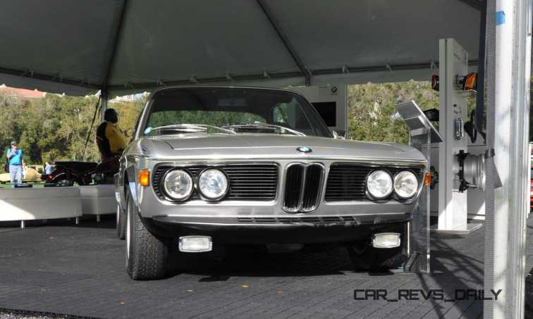Amelia Island 2015 - BMW Brings 507, M1, CSL and tii To Join 2015 X5 M and 2015 650i M Sport 9