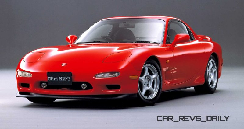 Future Classics - 1993-1995 Mazda RX-7 17