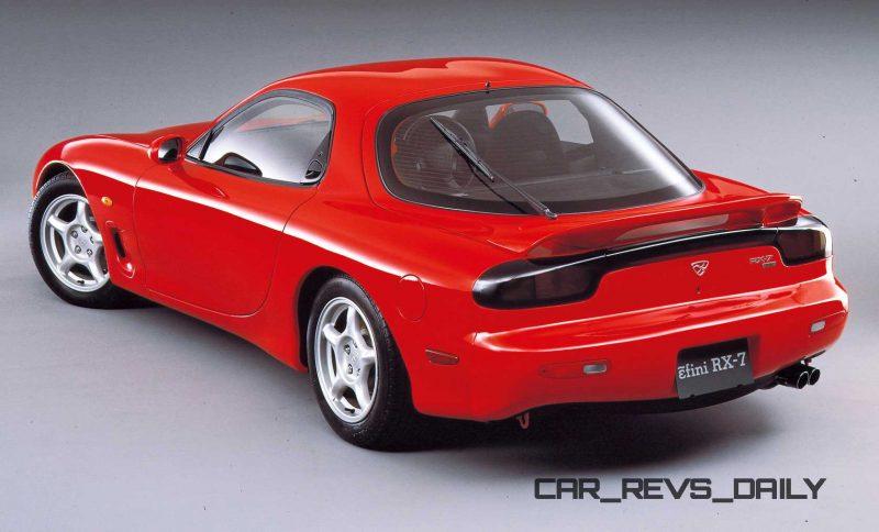 Future Classics - 1993-1995 Mazda RX-7 18