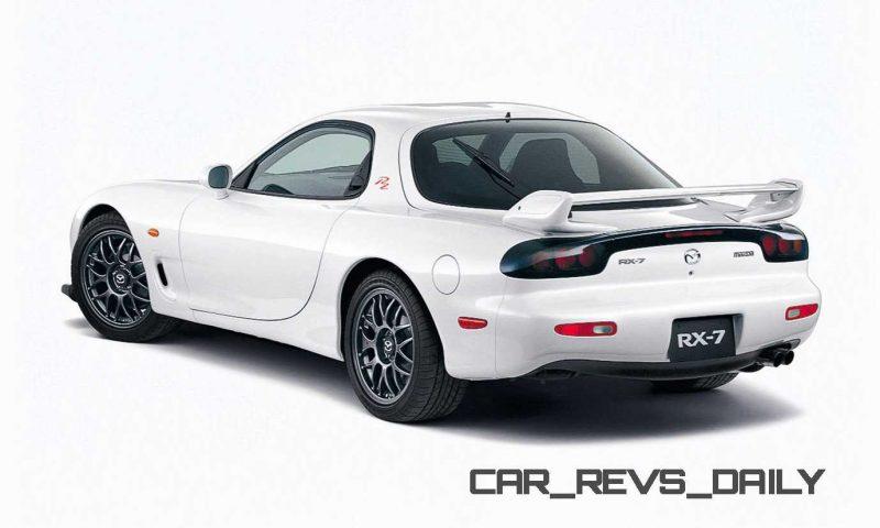 Future Classics - 1993-1995 Mazda RX-7 30