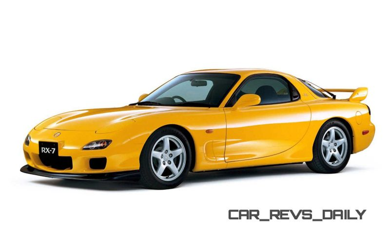 Future Classics - 1993-1995 Mazda RX-7 47