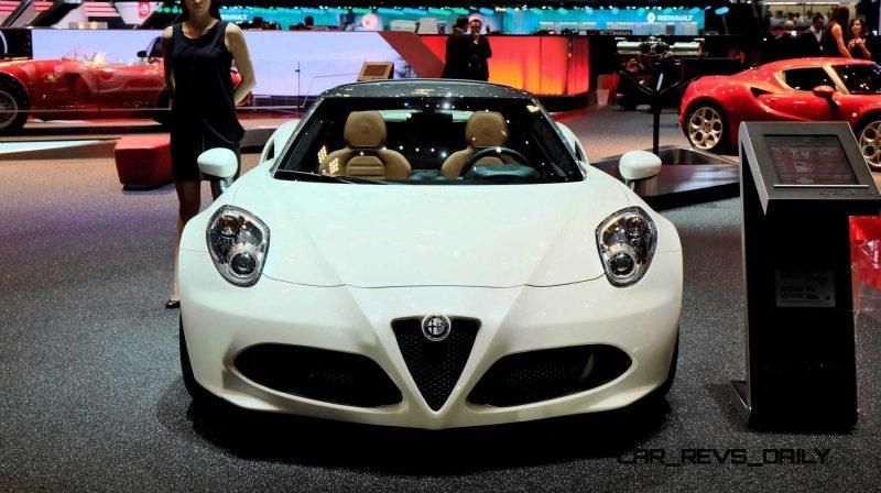Geneva 2015 Galleries - The ITALIANS! Lamborghini, Ferrari, Maserati and Alfa Romeo 12