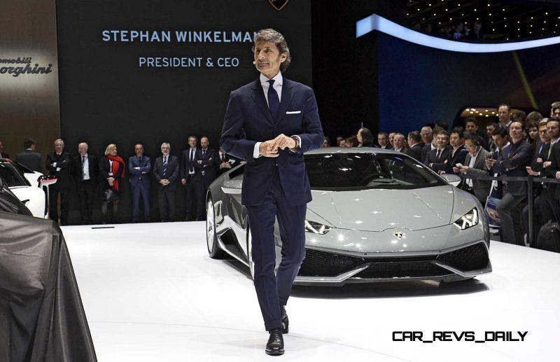 Geneva 2015 Galleries - The ITALIANS! Lamborghini, Ferrari, Maserati and Alfa Romeo 41