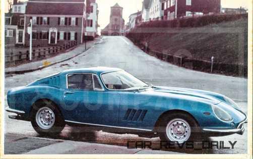 Gooding Amelia 2015 - 1967 Ferrari 275 GTB4 20