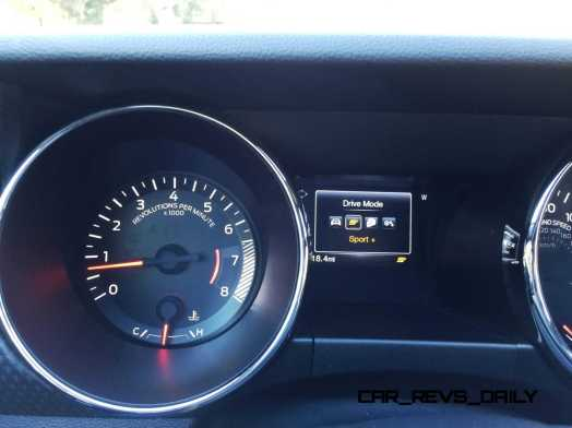 HD Road Test Review - 2015 Ford Mustang EcoBoost in Triple Yellow with Performance Pack 12