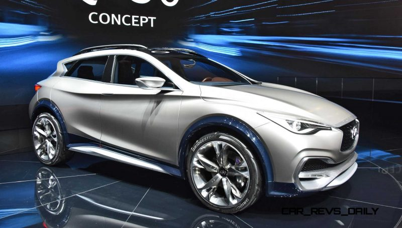 INFINITI Q60 and QX30 Concepts Are Embarrassing Jokes 13