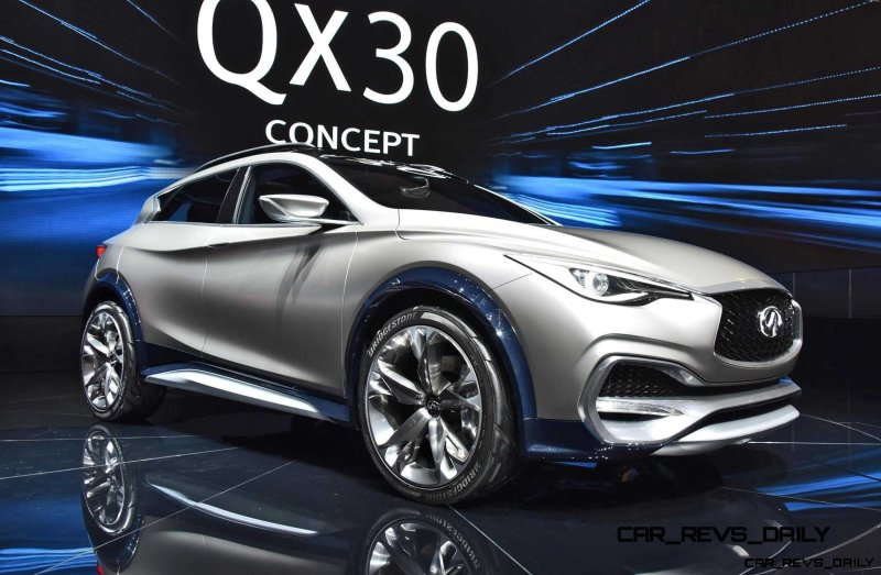 INFINITI Q60 and QX30 Concepts Are Embarrassing Jokes 14