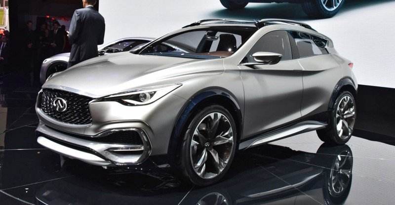 INFINITI Q60 and QX30 Concepts Are Embarrassing Jokes 2