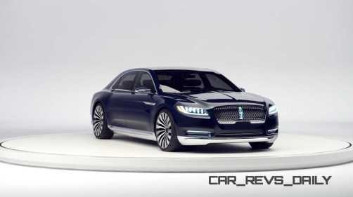 Lincoln Continental Concept 24