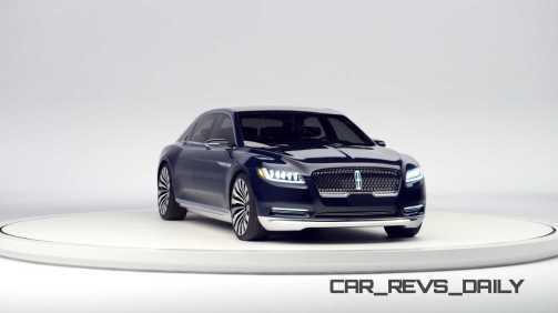 Lincoln Continental Concept 25