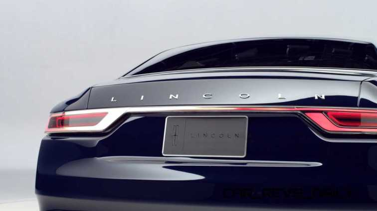 Lincoln Continental Concept 29