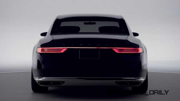 Lincoln Continental Concept 50