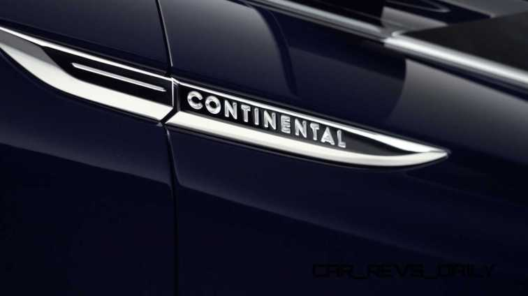 Lincoln Continental Concept 57