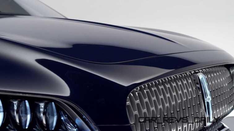 Lincoln Continental Concept 60