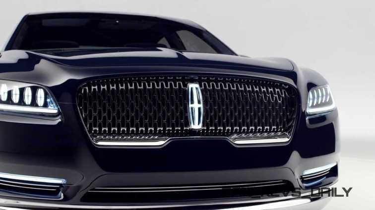 Lincoln Continental Concept 65