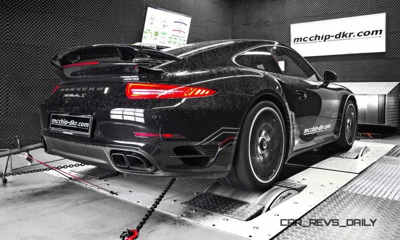 McChip DKR Porsche 991 Turbo S 3