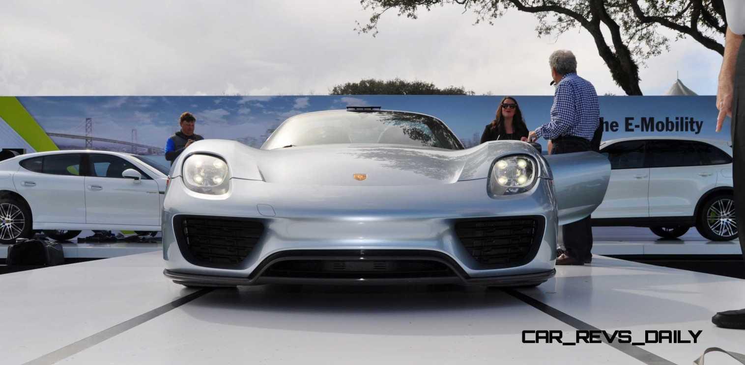 Porsche 918 Spyder 17