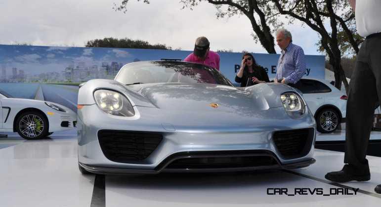 Porsche 918 Spyder 24