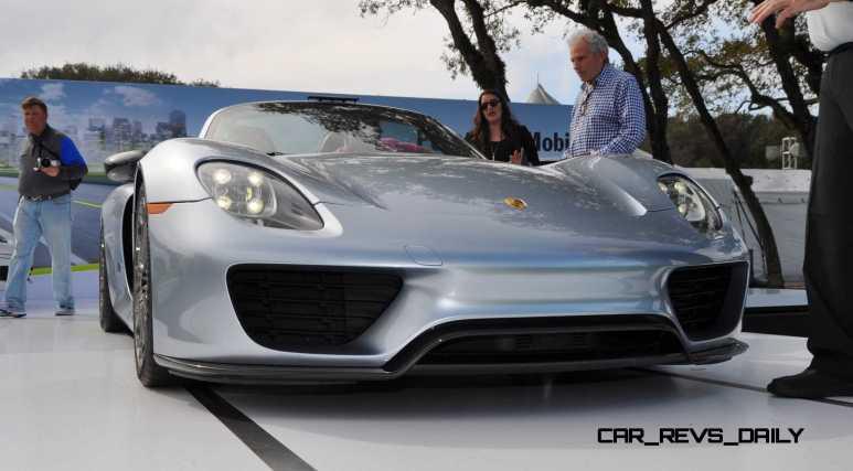 Porsche 918 Spyder 26