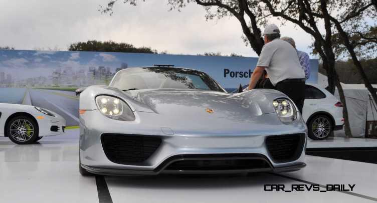 Porsche 918 Spyder 53