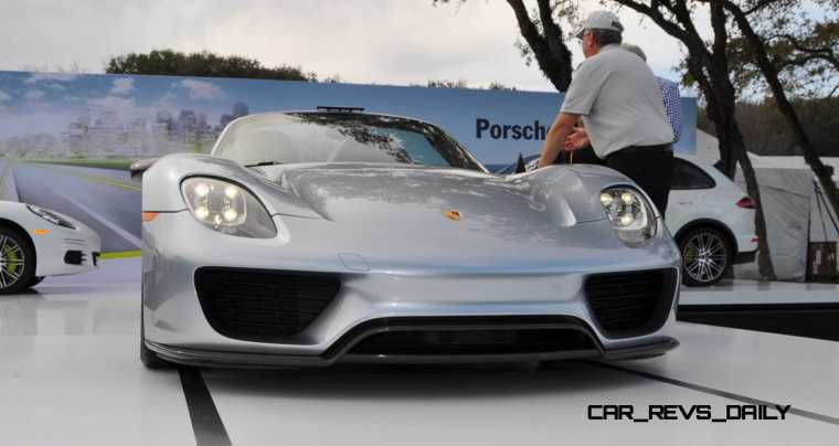 Porsche 918 Spyder 54