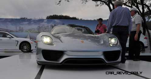 Porsche 918 Spyder 57